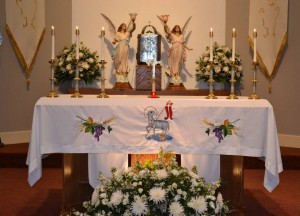 Altar - Confirmation